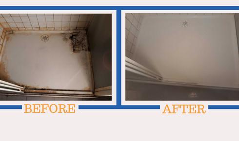 Cracked Shower Base Tips?