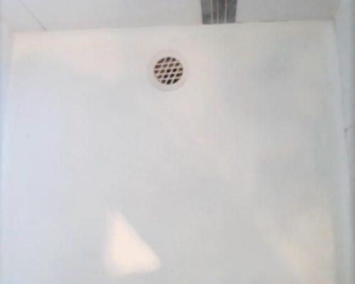 Leaky Shower Base